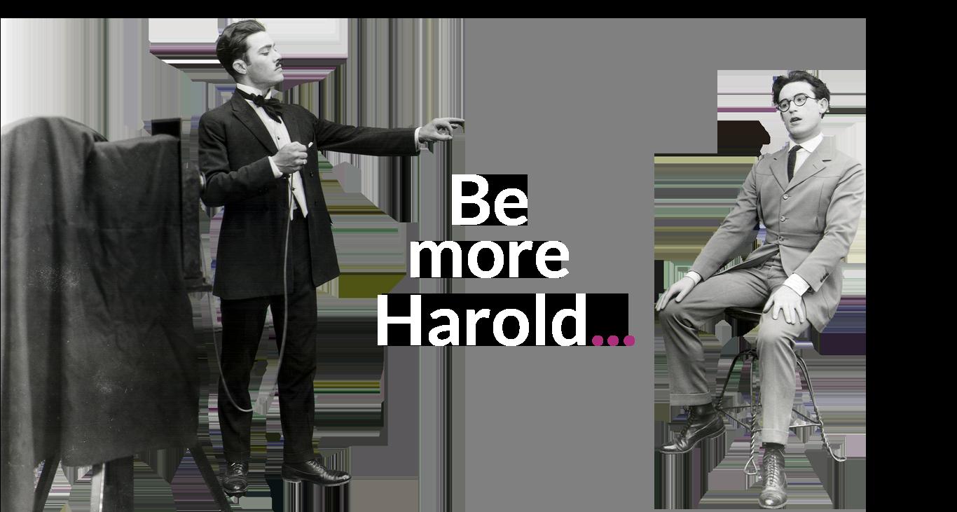 Be More Harold